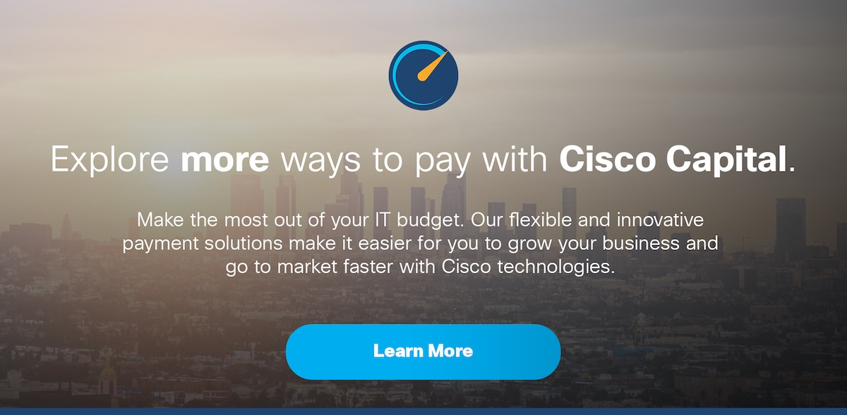 Cisco Capital